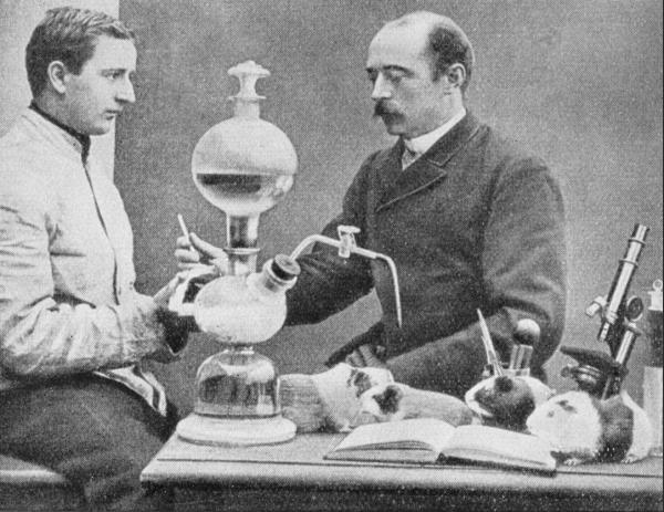 Dr Emil Von Behring